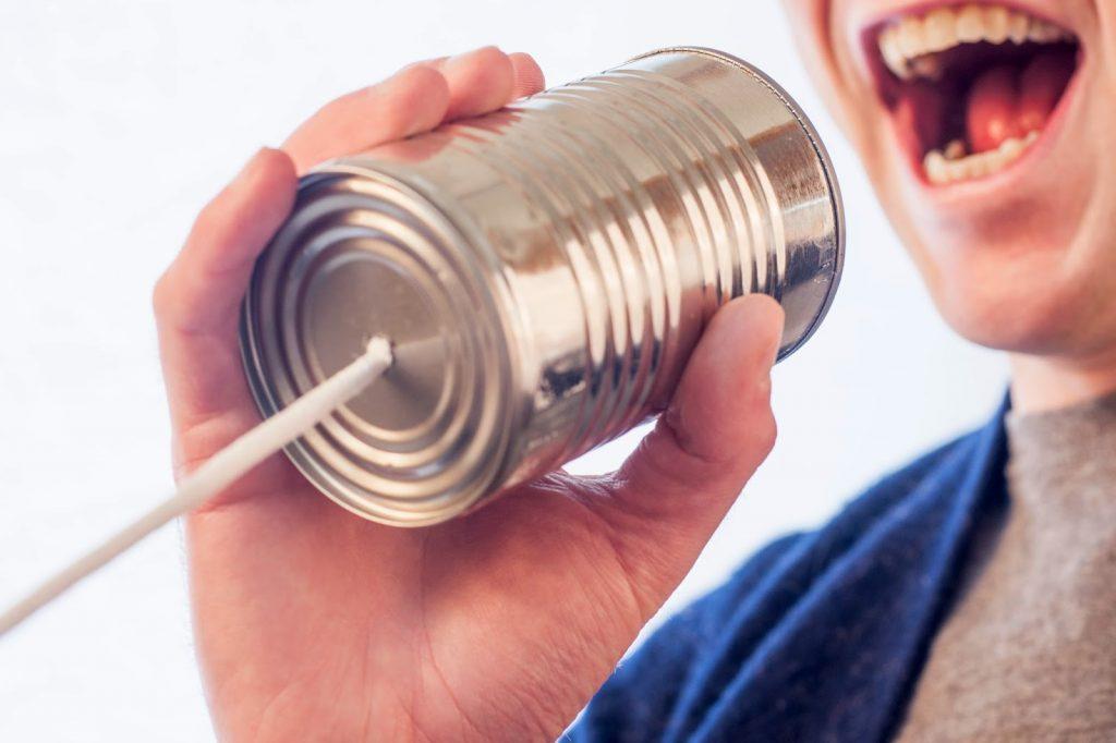 תקשורת זה כל הסיפור