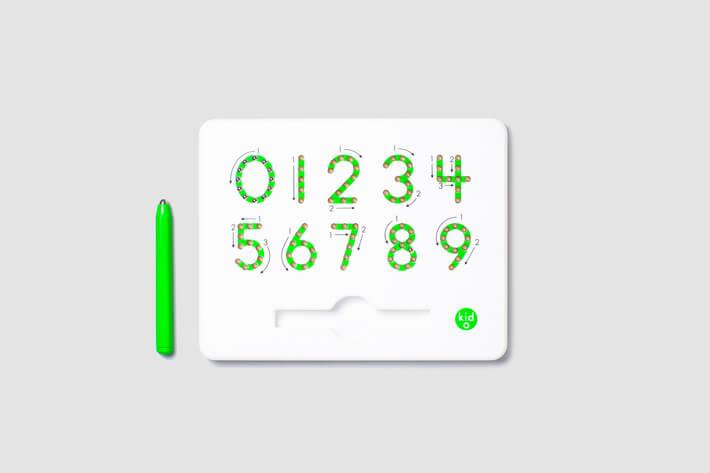 kido numbers