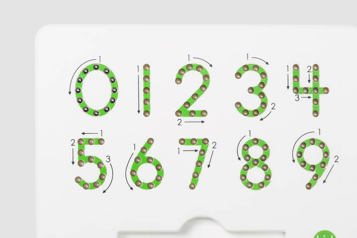 kido numbers1