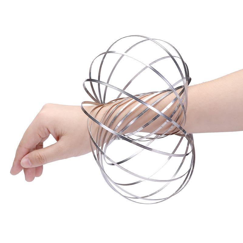טבעת מרחפת – flow ring – משחק  תחושתי קינטי