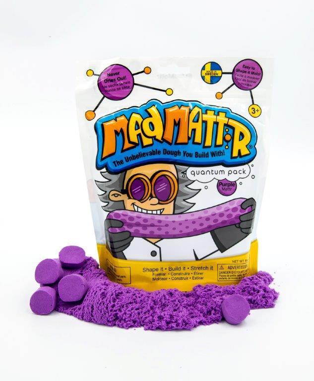 mad matter – בצק קינטי – Waba Fun