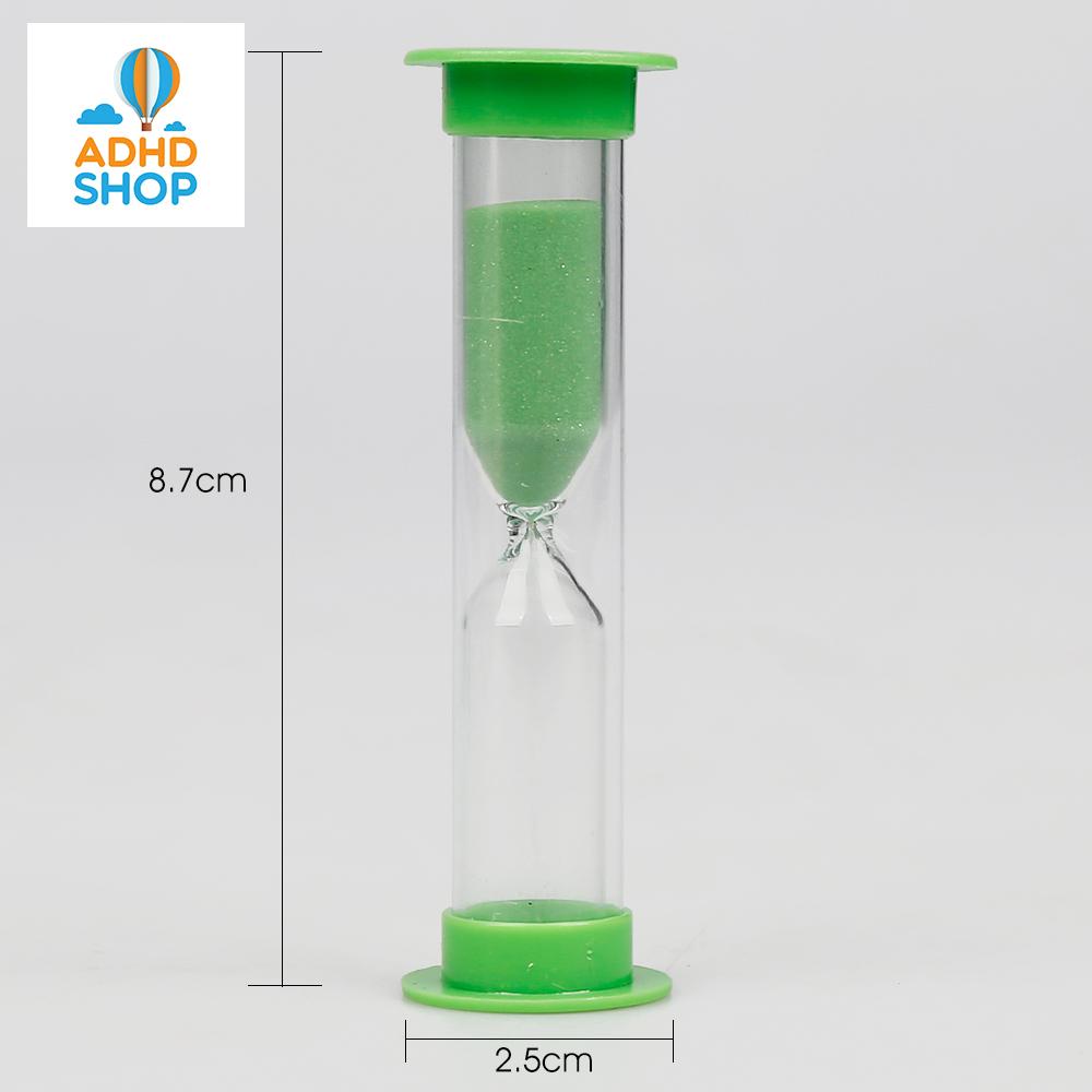 שעון חול קטן 1/3/5 דקות
