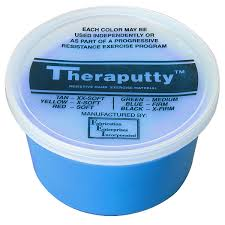 theraputty blue