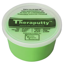 theraputty green1