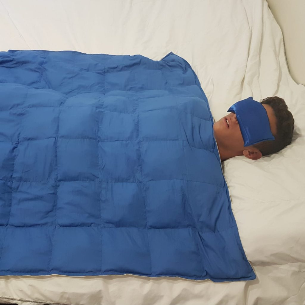 שמיכה כבדה 180 סמ על 120 סמ