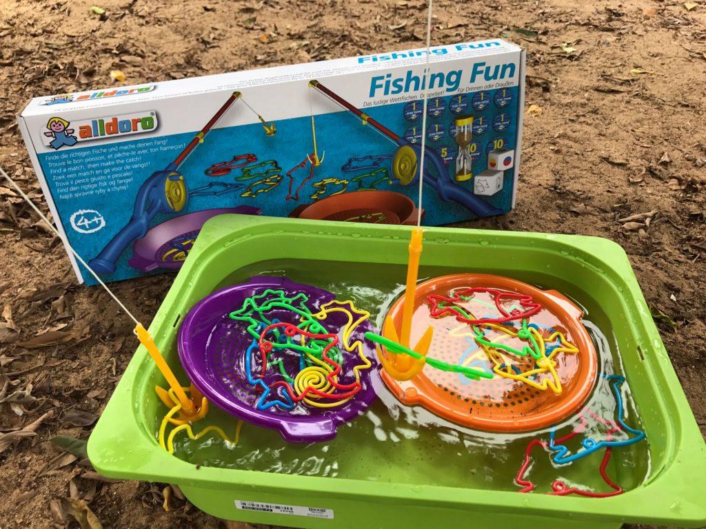 Alldoro – משחק דגים – Fishing Fun
