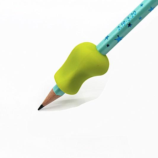 אוחז סיליקון לעיפרון – כתיבה נכונה