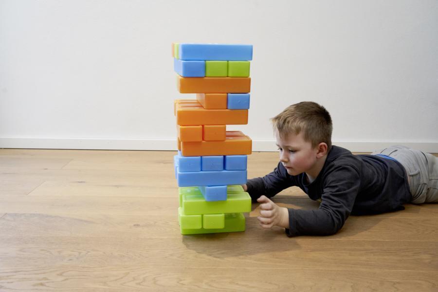 Alldoro – משחק דומינו + ג'נגה ענק