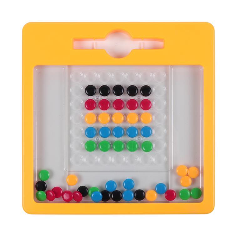 לוח כפתורים מגנטי עם כרטיסיות דגם