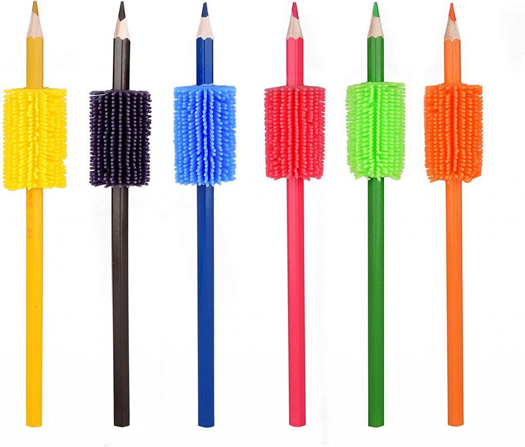 אוחז עיפרון שערות סיליקון